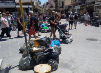 Travelers watch out for #PublicHealth Threats in #Greece due to #Garbage Cleaners' strike -Greek to me !